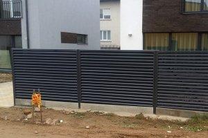 Žaliuzinio profilio tvora