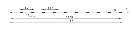BUDMAT TRB8/1170