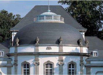 BIBER čerpių stogas