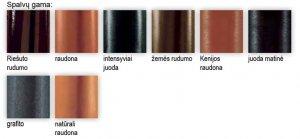 Tandem®/Tandem Junior® spalvos