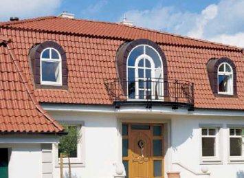 Vario Junior Zwilling®/Vario Junior® čerpių stogas