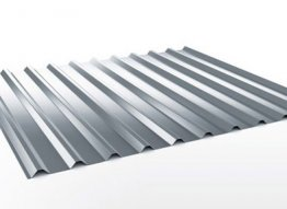 Plieniniai fasado profiliai Budmat