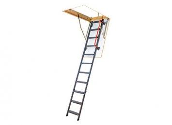 LMK FAKRO metaliniai palėpės laiptai
