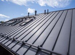 Plieninė stogo danga Ruukki