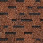 Akordas Praga ruda kontrastinė