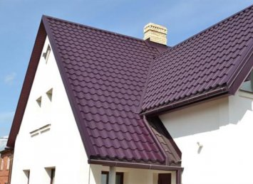 Ruukki Admante plieninė stogo danga
