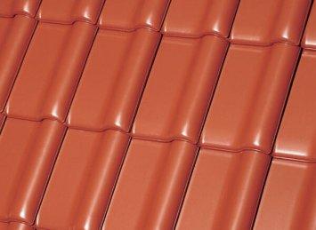 Roben MONZA raudonai ruda